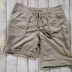 North Face women's hiking shorts